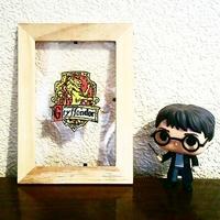 Vitrail : Gryffondor (Harry Potter)
