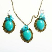 Parure : Turquoise