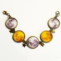 Bracelet : Lune