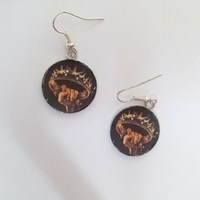 Boucles d'oreilles : Game of Thrones