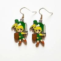 Boucles d'oreilles : Link