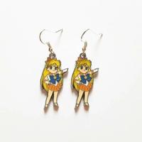 Boucles d'oreilles : Sailor Venus