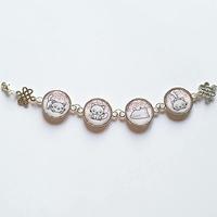 Bracelet : Chat