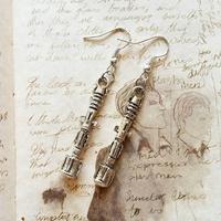 Boucles d'oreilles : Tournevis sonique
