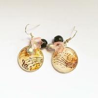 Boucles d'oreilles : Musique
