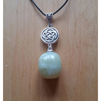Collier Celtique : Jade