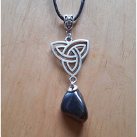 Collier Celtique : Hématite.