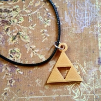 Collier : Triforce