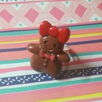 Bague : Petit biscuit