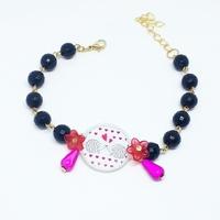 Bracelet : Un amour d'hérisson.