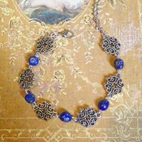 Bracelet : Erell, lapis Lazuli véritable