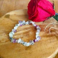 Bracelet : fluorine véritable