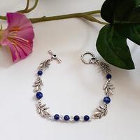 Bracelet : Eloane (Lapis Lazuli)