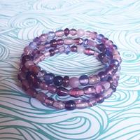 Bracelet : Violet
