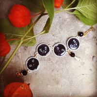 Bracelet : Chat noir