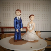 Figurines mariage (sur-mesure)