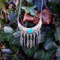 Collier : Indian Spirit