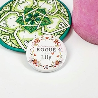 Badge : Rogue et Lily