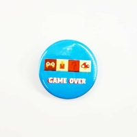 Badge : Game Over