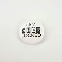 Badge : Sherlocké