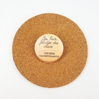 Badge : Semi-Croustillants