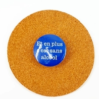 Badge : Sans Alcool