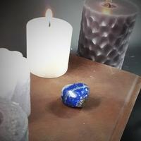 Pierre roulée : Lapis Lazuli