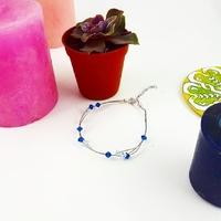 Bracelet : cristal de Swarovski
