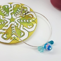 Bracelet : Rêverie bleue