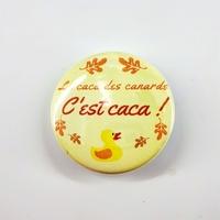 Badge : Le caca des canards
