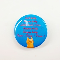 Badge : Soft Kitty
