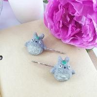 Barrettes : Totoro