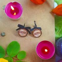 Boucles d'oreilles : Ouija