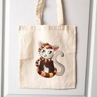 Tote-bag : Miaouffondor