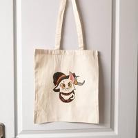 Tote-bag : Charry Miauleur