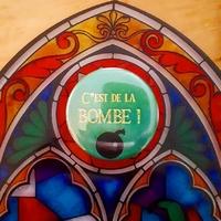 Badge : C'est de la bombe