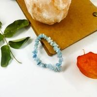 Bracelet : Aigue-Marine