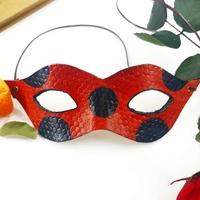 Masque de la coccinelle