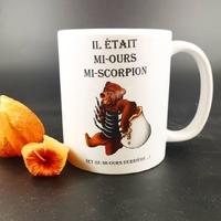 Mug : Mi-ours, Mi-Scorpion