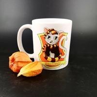 Mug : Miaouffondor (personnalisable)