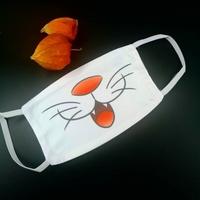 Masque facial : Petit Chat