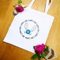 Tote-Bag : Hey Listen !