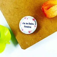 Badge : Va te faire foutre