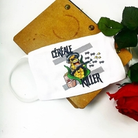 Masque : Céréales Killer