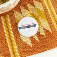 Badge : La patience est un plat qui se mange sans sauce