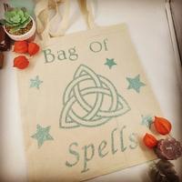 Tote-bag : Bag of Spells