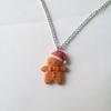 Collier : Biscuit de Noel