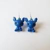 Boucles d'oreilles : Stitch