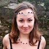 Headband médiéval fantastique : Princesse Dragon