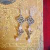 Boucles d'oreilles celtique : Hoela